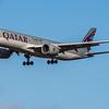 Qatar Airways - Airbus A350-941 (A7-ALE) - Edinburgh Airport (February 2020)
