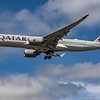 Qatar Airways - Airbus A350-941 (A7-ALN) - Heathrow Airport (July 2020)