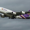 Thai Airways - Airbus A380-841 (HS-TUD) - Heathrow Airport (March 2020)