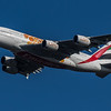 Emirates (Expo 2020 - Opportunity Livery)  - Airbus A380-861 (A6-EOV) - Heathrow Airport (March 2020)