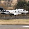 Time Air - Beech 400-Beechjet (OK-JFA) - Edinburgh Airport (March 2020)