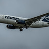 Tarom - Boeing 737-78J (YR-BGH) - Heathrow Airport (February 2020)