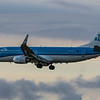 KLM - Boeing 737-8K2 (PH-BXF) - Edinburgh Airport (January 2020)