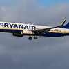 Ryanair - Boeing 737-8AS (EI-DLJ) - Edinburgh Airport (February 2020)