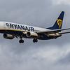 Ryanair - Boeing 737-8AS (EI-ENM) - Edinburgh Airport (March 2020)