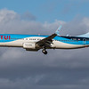 TUI - Boeing 737-8K5 (G-TAWL) - Edinburgh Airport (February 2020)