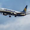 Ryanair - Boeing 737-8AS (EI-DAO) - Edinburgh Airport (February 2020)