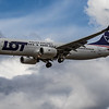 LOT Polish Airlines - Boeing 737-89P (SP-LWC) - Heathrow Airport (August 2020)