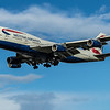 British Airways - Boeing 747-436 (G-CIVJ) - Heathrow Airport (February 2020)