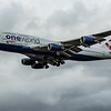 British Airways (One World Livery)  - Boeing 747-436 (G-CIVC) - Heathrow Airport (February 2020)