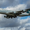 Cathay Pacific Cargo - Boeing 747-467F(ER) (B-LIF) - Heathrow Airport (March 2020)