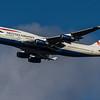 British Airways - Boeing 747-436 (G-BYGF) - Heathrow Airport (March 2020)