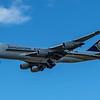 Singapore Airlines Cargo - Boeing 747-412F(SCD) (9V-SFN) - Heathrow Airport (June 2020)