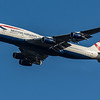 British Airways - Boeing 747-736 (G-CIVF) - Heathrow Airport (March 2020)