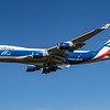 CargoLogicAir - Boeing 747-428F(ER) (G-CLBA) - Heathrow Airport (April 2021)