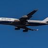 British Airways (Negus Retro Livery)  - Boeing 747-436 (G-CIVB) - Heathrow Airport (March 2020)