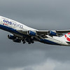 British Airways (One World Livery) - Boeing 747-436 (G-CIVP) - Heathrow Airport (March 2020)