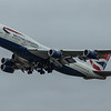 British Airways - Boeing 747-436 (G-BYGG) - Heathrow Airport (March 2020)