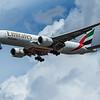 Emirates Sky Cargo - Boeing 777-F1H (A6-EFJ) - Heathrow Airport (June 2020)