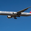 Turkish Airlines - Boeing 777-3F2(ER) (TC-LJB) - Heathrow Airport (July 2020)