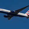 British Airways - Boeing 777-236(ER) (G-YMMK) - Heathrow Airport (March 2020)
