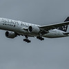 United Airlines (Star Alliance Livery)  - Boeing 777-224(ER) (N78017) - Heathrow Airport (February 2020)