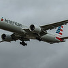 American Airlines - Boeing 777-323(ER) (N724AN) - Heathrow Airport (March 2020)
