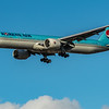 Korean Air - Boeing 777-3B5(ER) (HL7205) - Heathrow Airport (March 2020)