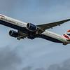 British Airways - Boeing 777-336(ER) (G-STBH) - Heathrow Airport (March 2020)