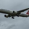 Turkish Airlines - Boeing 777-3F2(ER) (TC-JJG) - Heathrow Airport (March 2020)