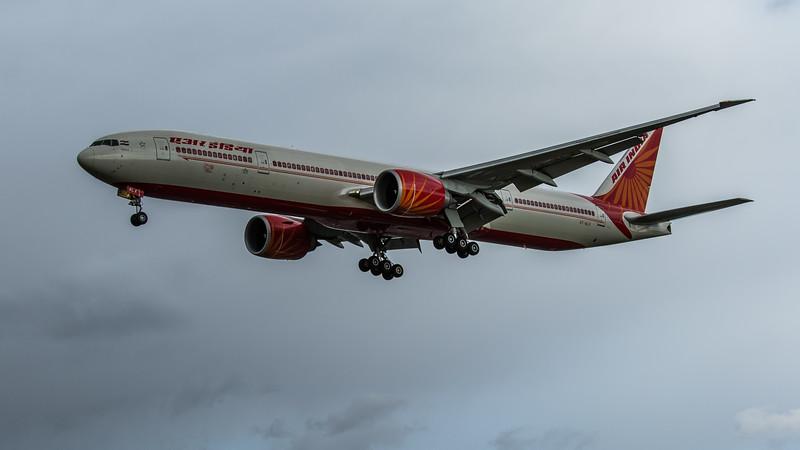 Air India - Boeing 777-333(ER) (VT-ALX) - Heathrow Airport (February 2020)