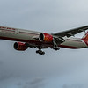 Air India - Boeing 777-333(ER) (VT-ALX) - Heathrow Airport (February 2020)