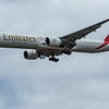 Emirates - Boeing 777-31H(ER) (A6-ENV) - Heathrow Airport (June 2020)