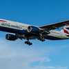 British Airways - Boeing 777-236(ER) (G-YMMG) - Heathrow Airport (February 2020)