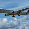 Emirates - Boeing 777-31H(ER) (A6-ENQ) - Heathrow Airport (June 2020)