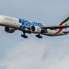 Emirates (Expo 2020 - Mobility Livery)  - Boeing 777-31H(ER) (A6-EPK) - Edinburgh Airport (February 2020)