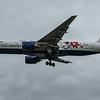 British Airways (GREAT Festival of Creativity)  - Boeing 777-236(ER) (G-YMML) - Heathrow Airport (March 2020)