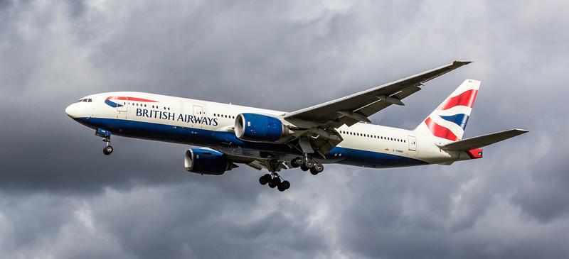 British Airways - Boeing 777-236(ER) (G-YMMH) - Heathrow Airport (March 2019)
