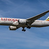 Ethiopian Airways - Boeing 787-8 Dreamliner (ET-ARF) - Heathrow Airport (April 2021)