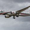 Biman Bangladesh Airlines - Boeing 787-8 Dreamliner (S2-AJT) - Heathrow Airport (June 2020)