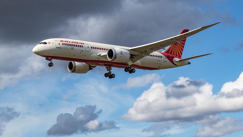 Air India - Boeing 787-8 Dreamliner (VT-ANL) - Heathrow Airport (June 2020)