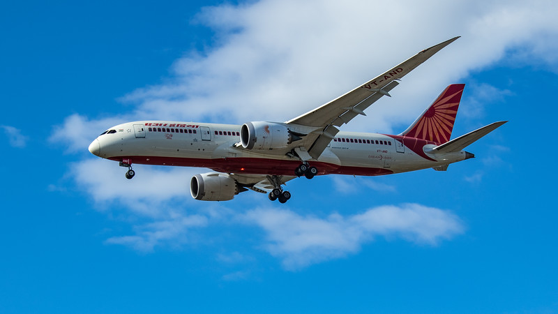 Air India - Boeing 787-8 Dreamliner (VT-AND) - Heathrow Airport (June 2020)