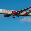 Kenya Airways - Boeing 787-8 Dreamliner (5Y-KZH) - Heathrow Airport (March 2020)