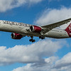 Virgin Atlantic - Boeing 787-9 Dreamliner (G-VFAN) - Heathrow Airport (March 2020)