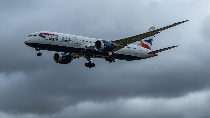 British Airways - Boeing 787-9 Dreamliner (G-ZBKG) - Heathrow Airport (June 2020)
