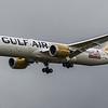 Gulf Air - Boeing 787-9 Dreamliner (A9C-FF) - Heathrow Airport (March 2019)