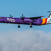 Flybe - De Havilland Canada Dash 8-400 (G-PRPE) - Edinburgh Airport (February 2020)