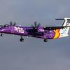 Flybe - De Havilland Canada Dash 8-400 (G-PRPC) - Edinburgh Airport (February 2020)