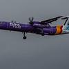 Flybe - De Havilland Canada Dash 8-400 (G-PRPK) - Edinburgh Airport (February 2020)