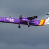 Flybe - De Havilland Canada Dash 8-400 (G-PRPH) - Edinburgh Airport (February 2020)